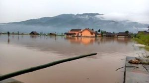 Banjir di ponpes nurul firdaus1