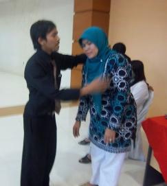 Pelatihan Hypnotis di Hypnosis SHOT-Indonesia bersama Gumilar
