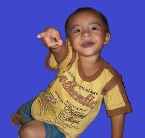 """Gifary Pawanteh (5 Tahun)---Sebagai orang tua, harus mempunyai keahlian mengenali tanda-tanda anak mau """"ngompol"""""""
