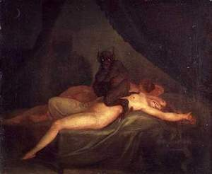 sleep paralisis