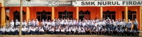SMP NURUL FIRDAUS-PANUMBANGAN